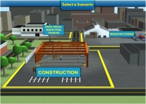 Check out OSHA's game to lower worker's comp accidents, which can lead to lower workers compensation insurance rates