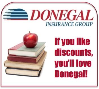 Donegal insurance in Reading PA, Berks County, Philadelphia, Pittsburgh, Lancaster, Allentown, York, Harrisburg, Lebanon, Pennsylvania and beyond