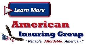 Learn more. Contact American Insuring Group today to learn about your options for business insurance, personal insurance, health and life insurance, car and house insurance, commercial liability insurance and more.