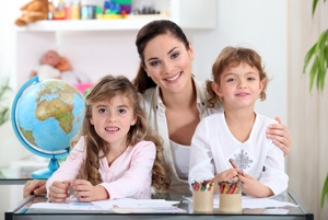 Get the right commercial liability insurance for working with children.