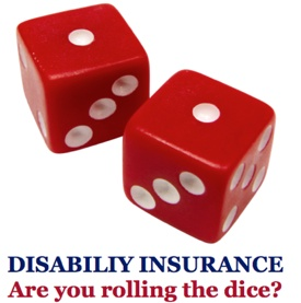 Are you rolling the dice on disability insurance? Get the facts and get protected. Contact us for help. Serving Reading PA, Berks County, Philadelphia, Harrisburg, Allentown, Lancaster, and beyond.