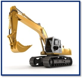 Call us today to get insurance for your heavy equipment