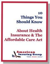 What you need to know about health care and the Affordable Care Act. Get your free report.