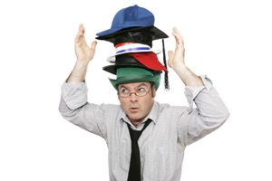 Contact Us for Commercial Insurance for Business Owners Wearing Multiple Hats