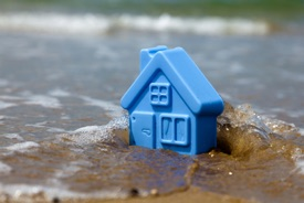 Flood insurance tips for your home or business regarding adding flood insurance to your homeowners insurance or business insurance policy.