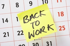 Tips for getting employees back to work to help reduce workers compensation insurance claim costs in Philadelphia, Reading, Lancaster, York, Harrisburg, Allentown, Lehigh Valley, Pittsburgh, PA and beyond.