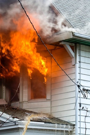Fire insurance protection tips. Reduce your homeowners insurance costs in Reading, Philadelphia, Lancaster, State College, Altoona, Harrisburgh, Lehigh Valley, Allentown, PA and beyond.