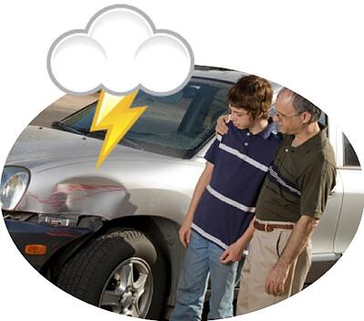 Report your insurance claim online
