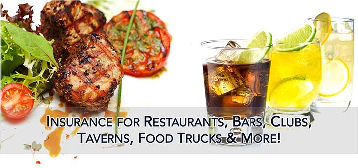 Affordable high-quality restaurant insurance for restaurant, bar, club and food truck owners in Reading PA, Berks County, Philadelphia, Lancaster, Lebanon, York, Harrisburg, Pittsburgh, Erie, Allentown, Bethlehem,and beyond