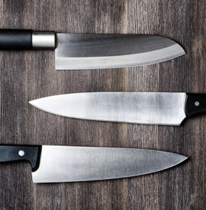 Follow these knife safety tips to lower your restaurant insurance costs in Philadelphia, Reading, Lehigh Valley, PA and beyond.