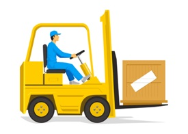 Workers Compensation Insurance forklift safety tips for Philadelphia, Allentown, Reading, Lancaster, Harrisburg, York, Pittsburgh, Erie, PA and beyond.